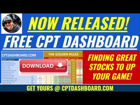The Ultimate Covered Call Spreadsheet for finding Great stocks - research software 2018