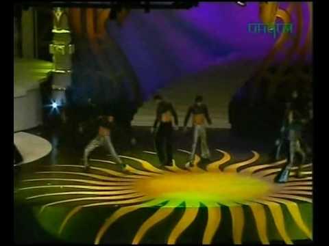 Hrithik Roshan IIFA 2001 Performance