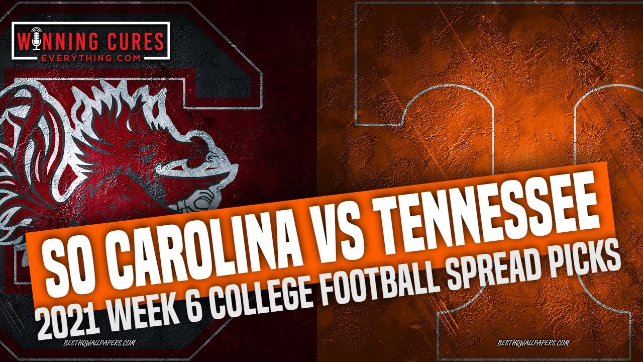 Tennessee vs. South Carolina odds, line: 2021 college football picks ...