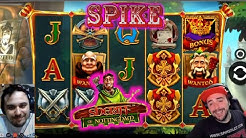 ONLINE SLOTS - Playing SHERIFF OF NOTTINGHAM by iSoftBet
