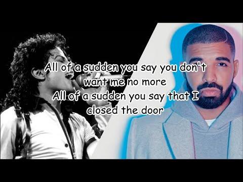 💔 Drake - Don&39;t Matter To Me Feat Michael Jackson 💔