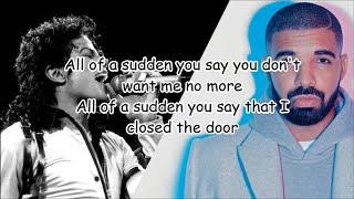 💔 Drake - Don't Matter To Me (Feat. Michael Jackson) 💔