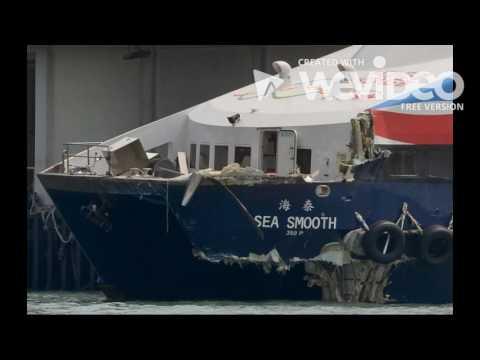 2012 Lamma Island Ferry Crash