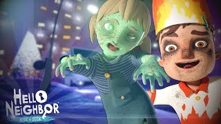 Die KRANKEN KINDER des NACHBARN! (Hello Neighbor: Hide and Seek)