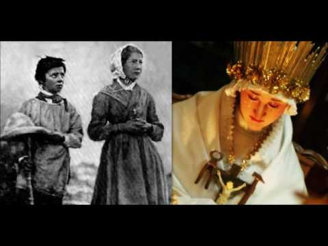 La Salette: Apparition of The Blessed Virgin