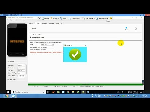 How To Symphony I110 FRP Bypass Reset File | MTK 7.0 Only 40MB File & Tools Without Box