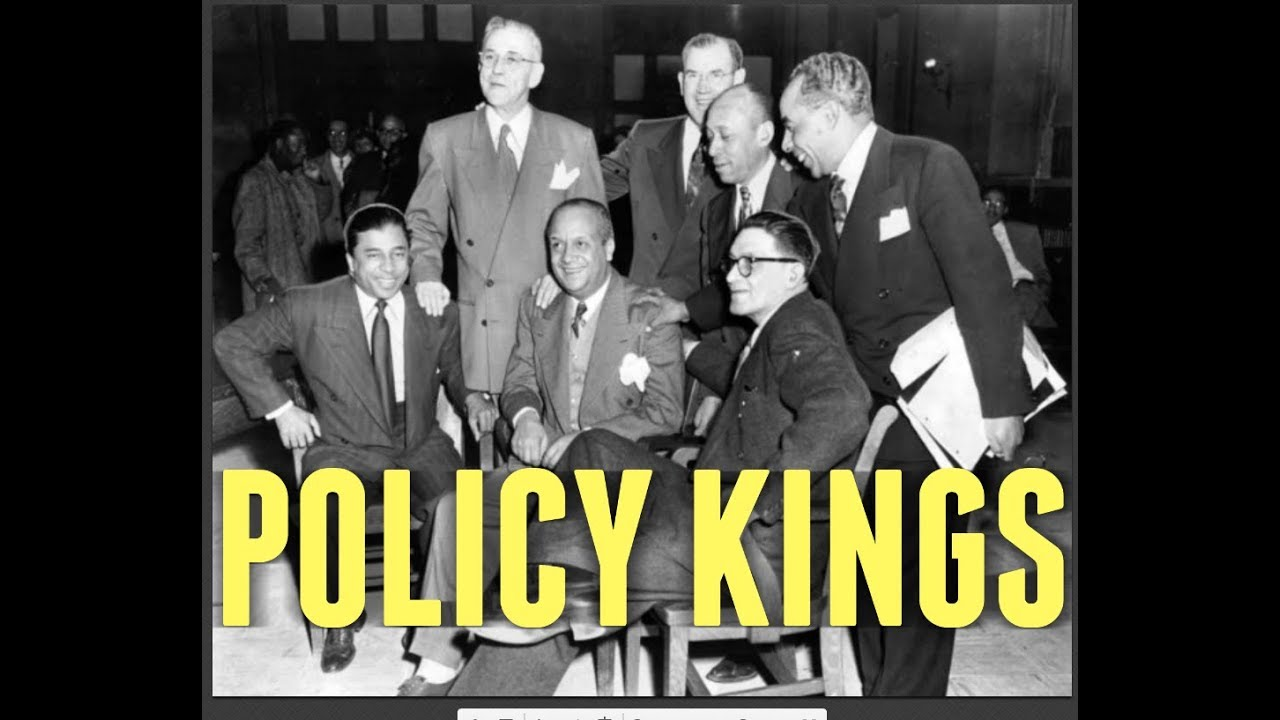 Image result for policy kings of chicago