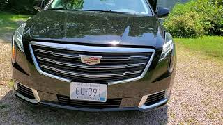 2019 Cadillac XTS Final Edition Start Up and In-Depth Review