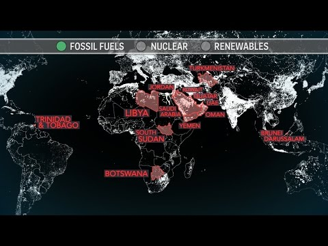 Mapping the world's energy sources