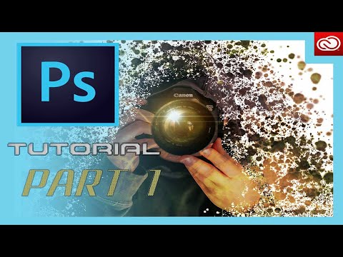 Decay Effect | Photoshop Tutorial | (PART 01) thumbnail