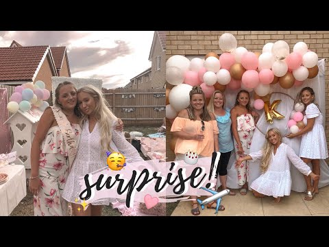 SURPRISING My Sister For Her 21st BIRTHDAY! PARTY / PRESENT REVEAL