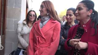 Kültür ve Turizm Bakanı Mehmet Ersoy'un Eşi Pervin Ersoy Battalgazi'deki Tarihi Mekanları Gezdi