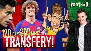Griezmann w FC Barcelona! Przyjdzie Neymar? Co z Coutinho?