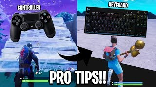 How To Get Better At Keyboard & Mouse + BEST Settings and Keybinds... (Fortnite)
