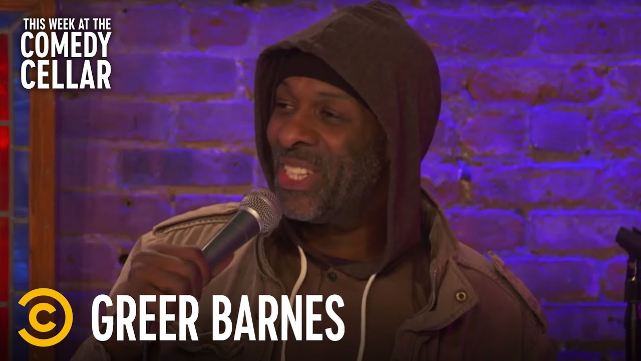 Greer Barnes Imagines the Day Black People Leave Earth - This Week at the Comedy Cellar