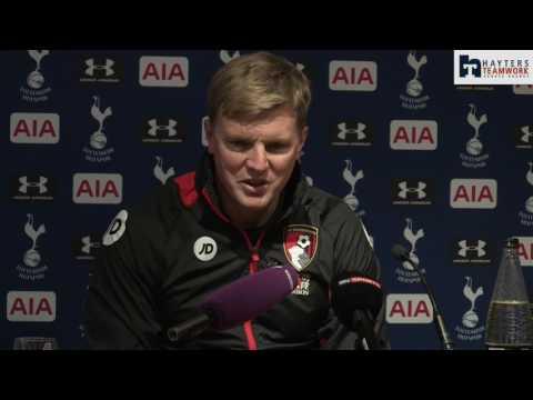 Howe: Tottenham an inspiration