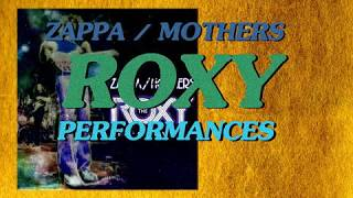 Frank Zappa & Mothers The ROXY performances 7CDs 2017年にリリース ...