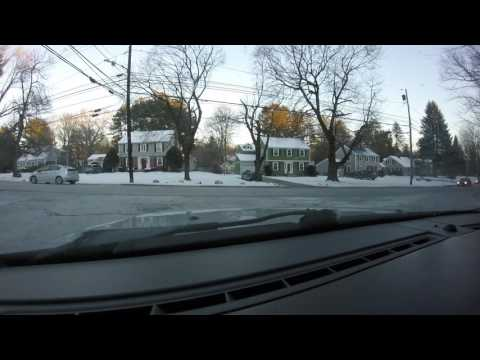 GOPR0 driving in framingham Ma.