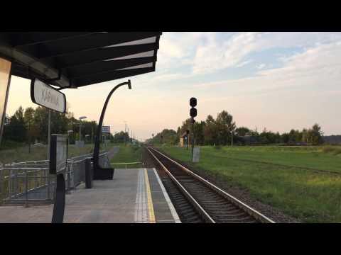 [ELRON] Express train service from Tallinn to Tartu passing Kärkna halt.