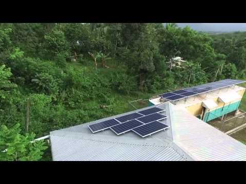 5.1kW Off Grid Solar System Bog Walk, Jamaica
