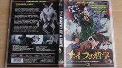 DVD Kritik: Philosophy of a knife (2008)