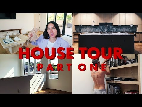 Empty House Tour + Moving Vlog! PT. 1 | Jen Atkin