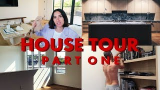 Empty House Tour + Moving Vlog! PT. 1 | Jen Atkin