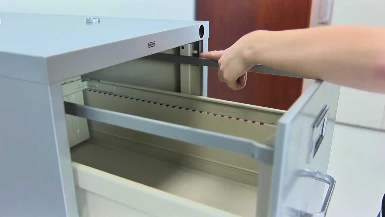 HON F24 File Cabinet Lock  Olympus Lock FC10 File Cabinet