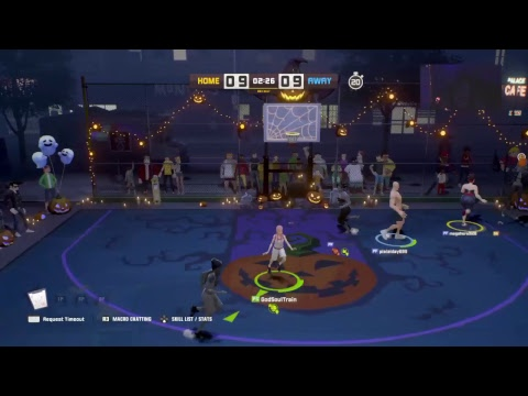 3 on 3 freestyle trying to build a squad that could help get on a winning streak