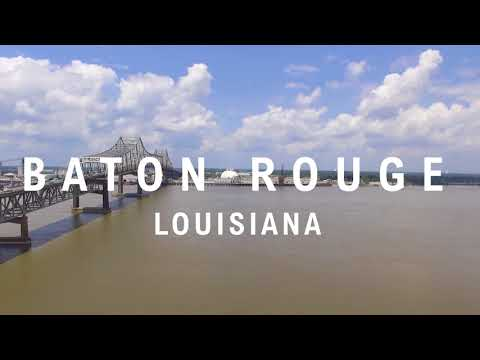 WOW AIR TRAVEL GUIDE APPLICATION: Baton Rouge