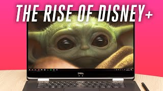 Why Baby Yoda is a big deal for Disney+