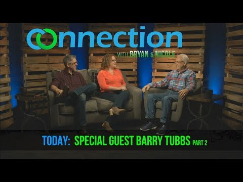 Barry Tubbs Interview Part 2  // CONNECTION S2:E21