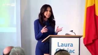 Lansarea candidaturii ALDE pentru Primăria Sectorului 1, Laura Chiriac