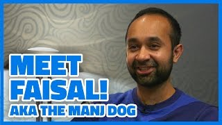 MEET THE PLAYERS: FAISAL MANJI AKA MANJDOG!