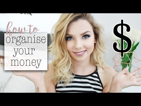 Money Organisational Hacks $