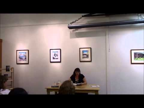 Tawni Waters Discusses Beauty of the Broken at Book Passage
