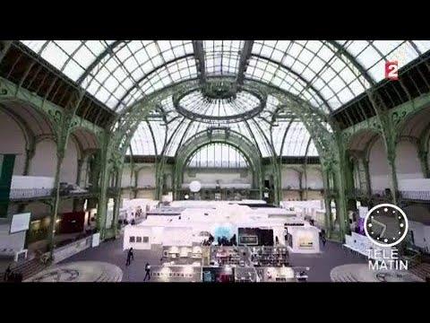 Expo - Paris capitale de photo
