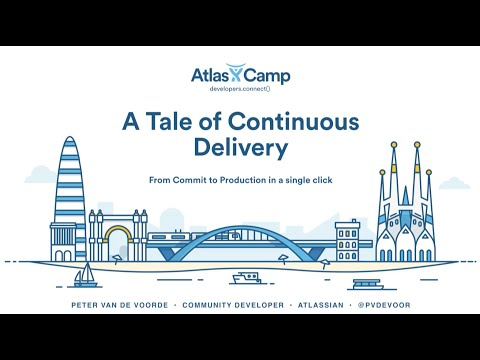 A Tale of Continuous Delivery: From Commit to Production in a single click - Peter Van de Voorde