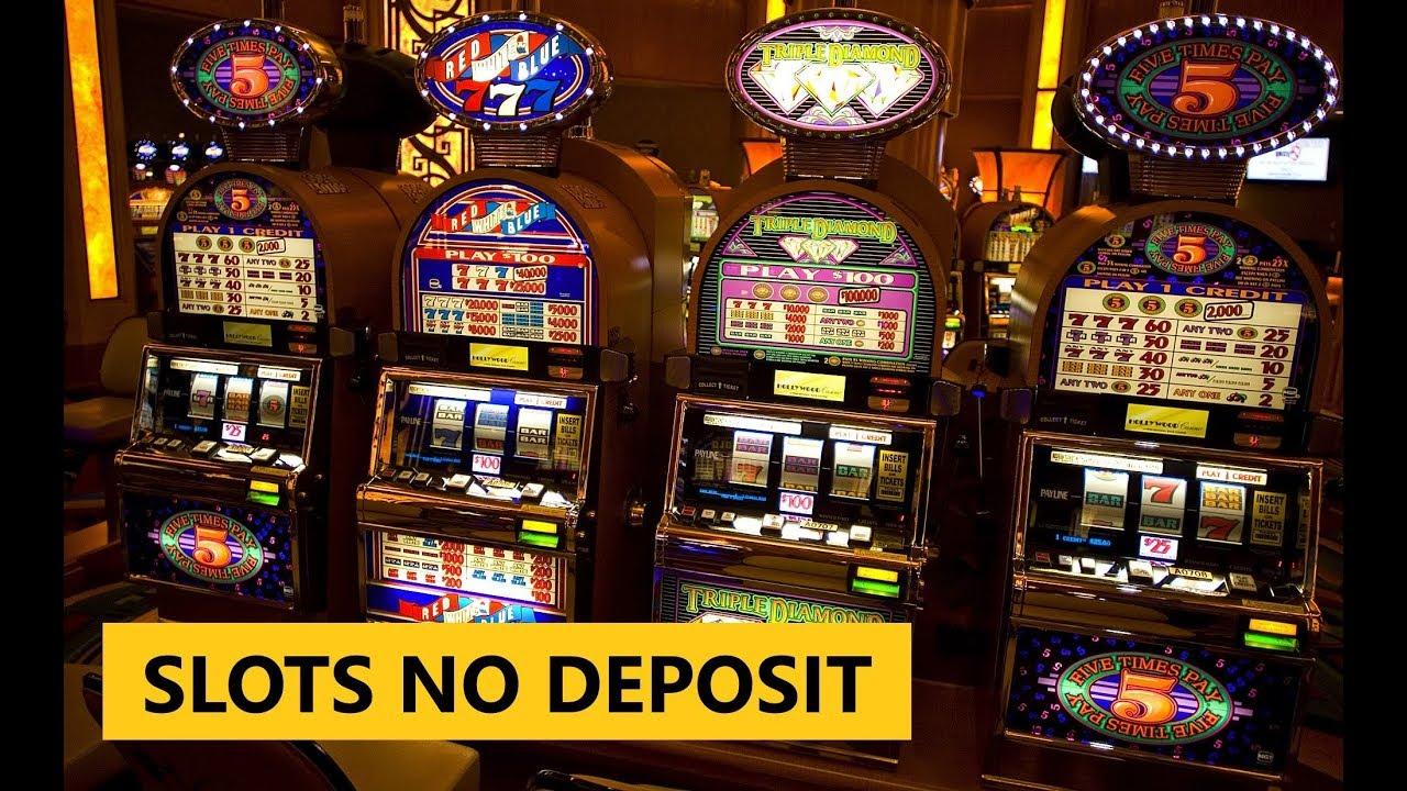 Slotmob No Deposit