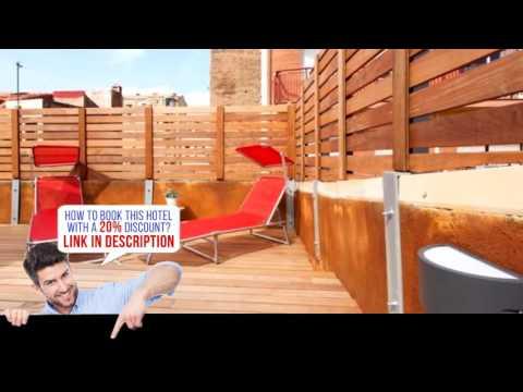 ClassBedroom Apartments VIII, Barcelona, Spain - Review HD