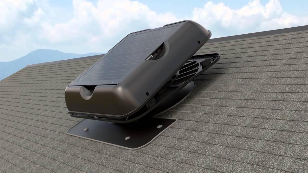 Solar Royal - Your #1 Choice for Solar Attic Ventilation Fans