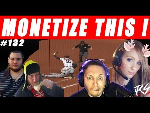 Monetize This #132  - YANKEES vs Houston Astros WWE TLC Kurt Angle