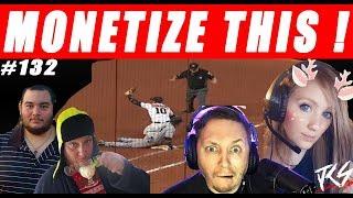 Monetize This #132  - YANKEES vs Houston Astros WWE TLC Kurt Angle thumbnail