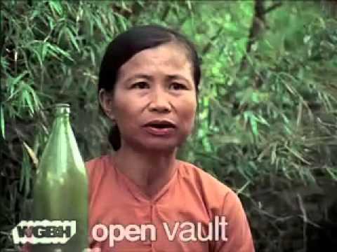 Phỏng vấn bà Nguyễn Thị Te mô tả lính MỸ đốt làng, hiếp dâm, 1981