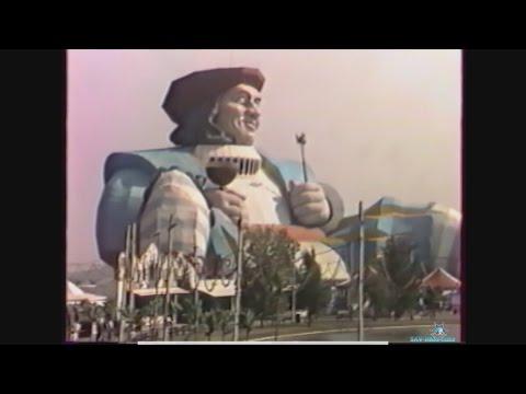 Une seule journée à Mirapolis le 22 juillet 1990 par SAV