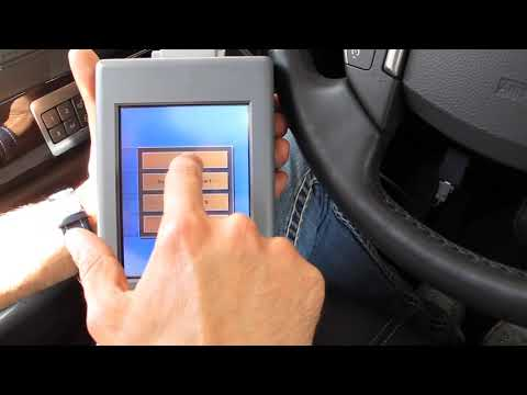 Mileage Correction Software Tool Mercedes Benz W204 W2