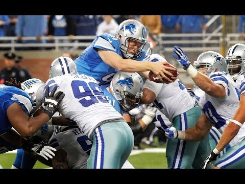 Matthew Stafford 2013-2014 Highlights HD - YouTube