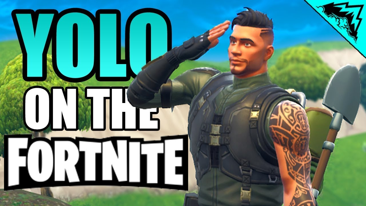 "SQUAD LEADER - ""YOLO on the Fortnite"" #2"