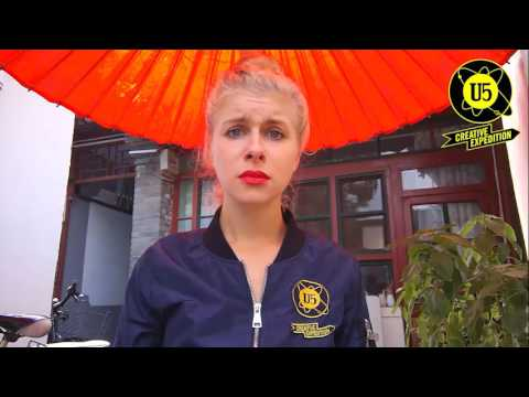 Charlotte On Creative Expedition in Beijing: The Feng Shui Thing