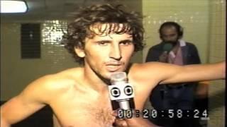 Zico sobre Adílio 1983